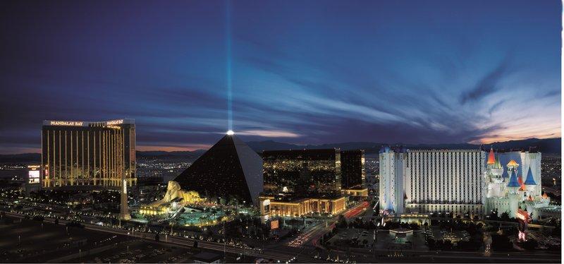 Luxor Resort and Casino-LUXOR<br/>Image from Leonardo