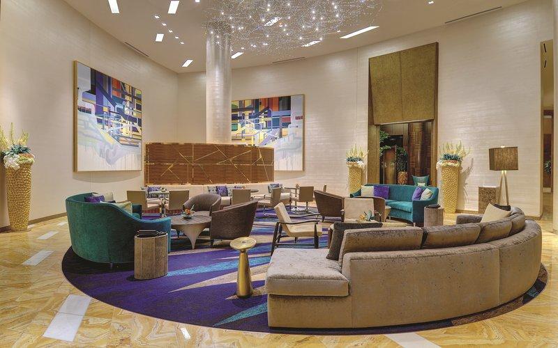 Aria Resort and Casino-Sky Suites Lounge<br/>Image from Leonardo