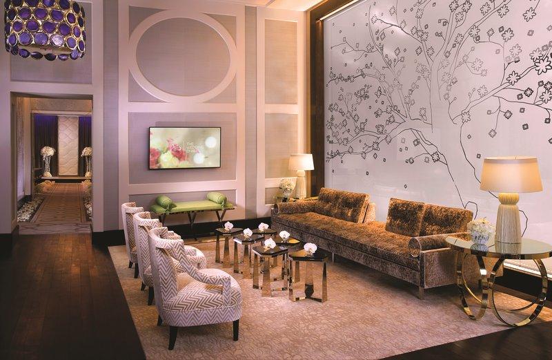 Aria Resort and Casino-Wedding Chapel Foyer<br/>Image from Leonardo