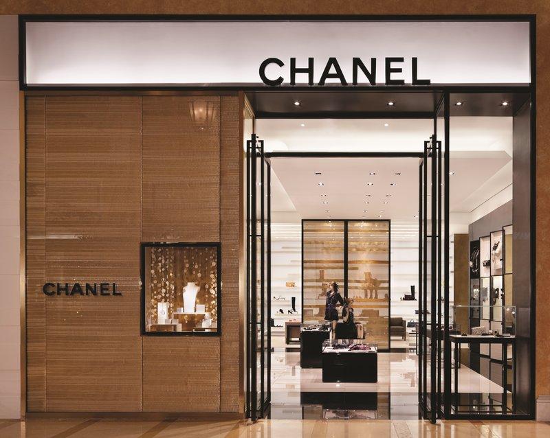 Bellagio-Chanel Store<br/>Image from Leonardo