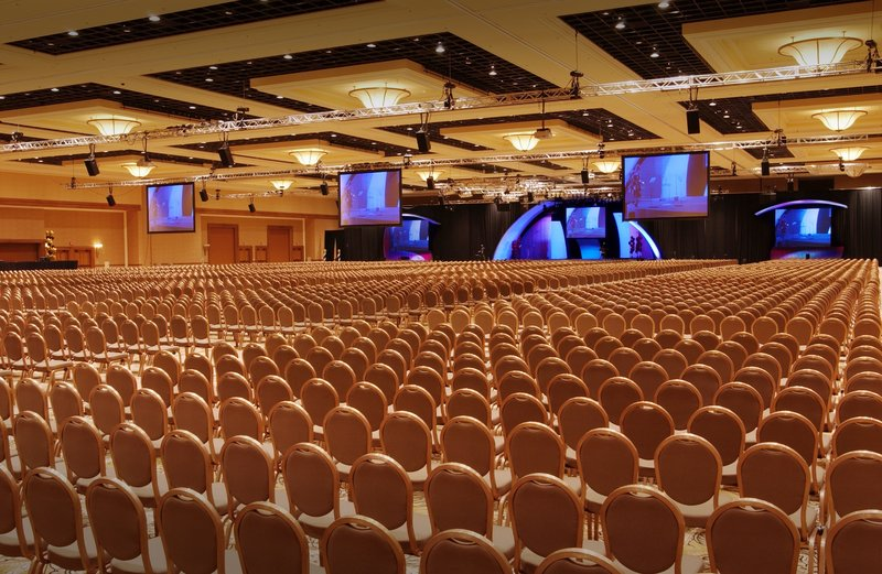 Mandalay Bay Resort and Casino-Convention<br/>Image from Leonardo
