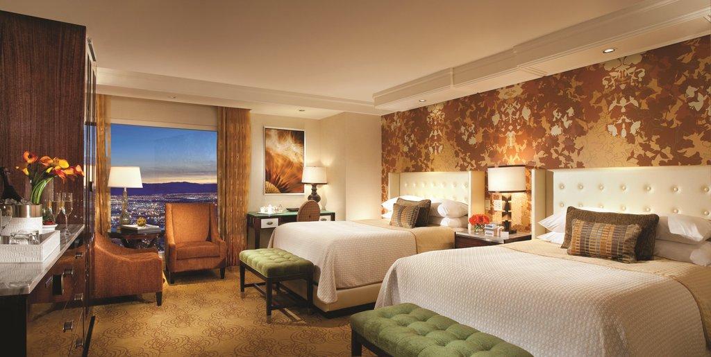 Bellagio - Resort Queen Room <br/>Image from Leonardo