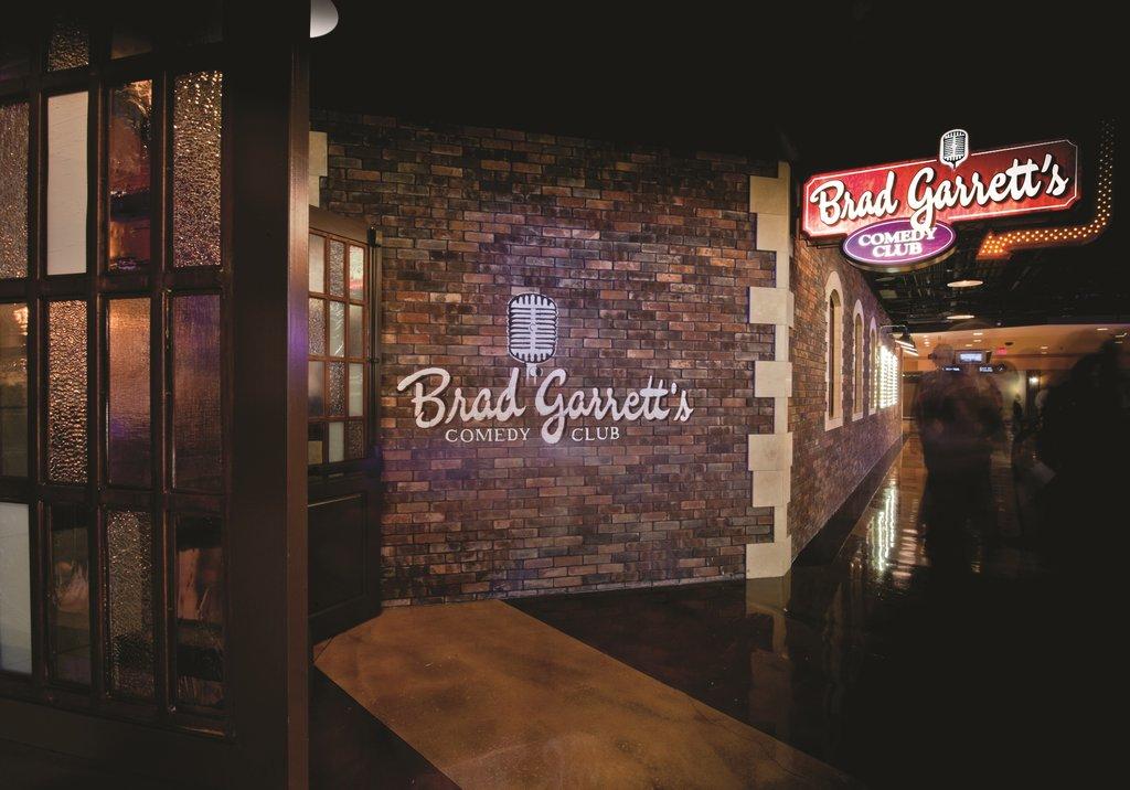 MGM Grand Hotel & Casino - Brad Garrets Comedy Club <br/>Image from Leonardo