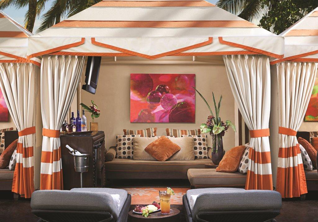 The Mirage Hotel and Casino - Cabana <br/>Image from Leonardo