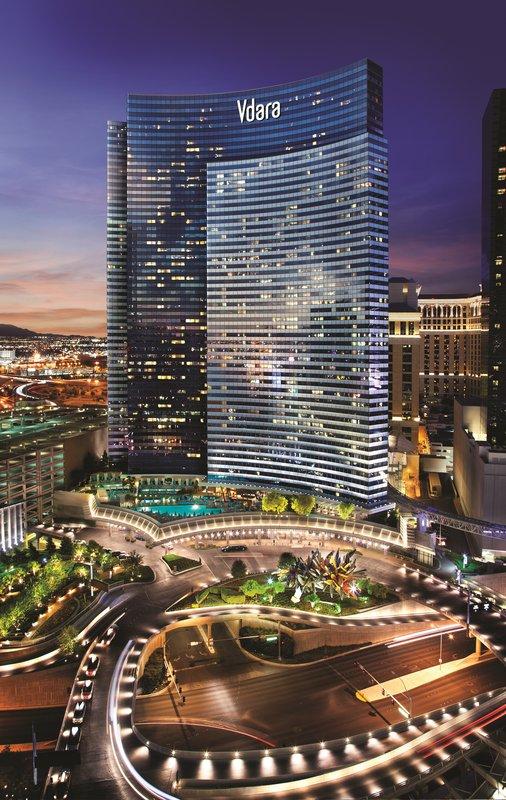 Vdara Hotel & Spa at Aria Las Vegas - Vdara Hotel & Spa <br/>Image from Leonardo