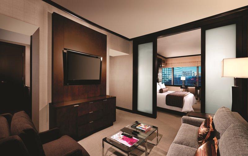Vdara Hotel & Spa at Aria Las Vegas - City Corner Suite <br/>Image from Leonardo