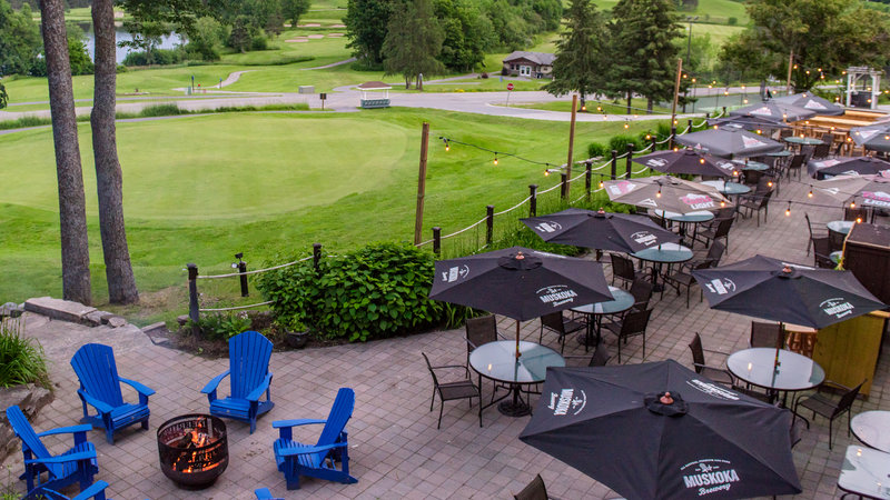 Deerhurst Resort-Maple Pub And Patio<br/>Image from Leonardo