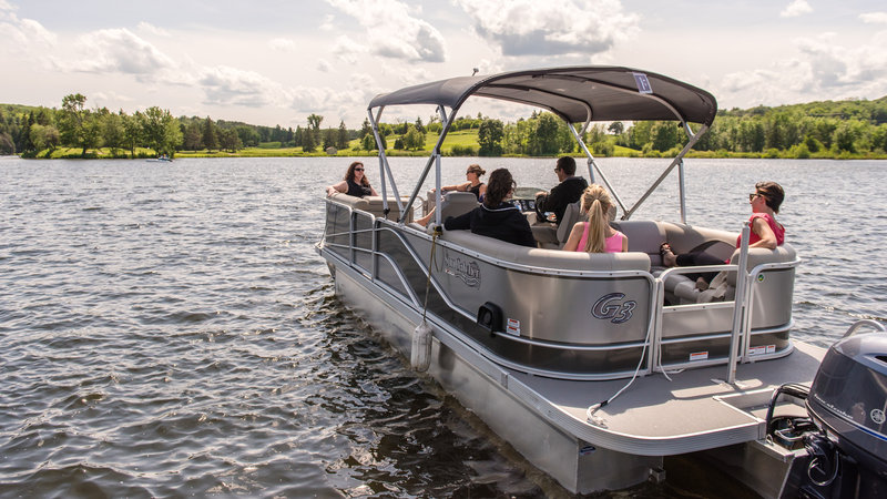 Deerhurst Resort-Yamaha Boat Tour<br/>Image from Leonardo