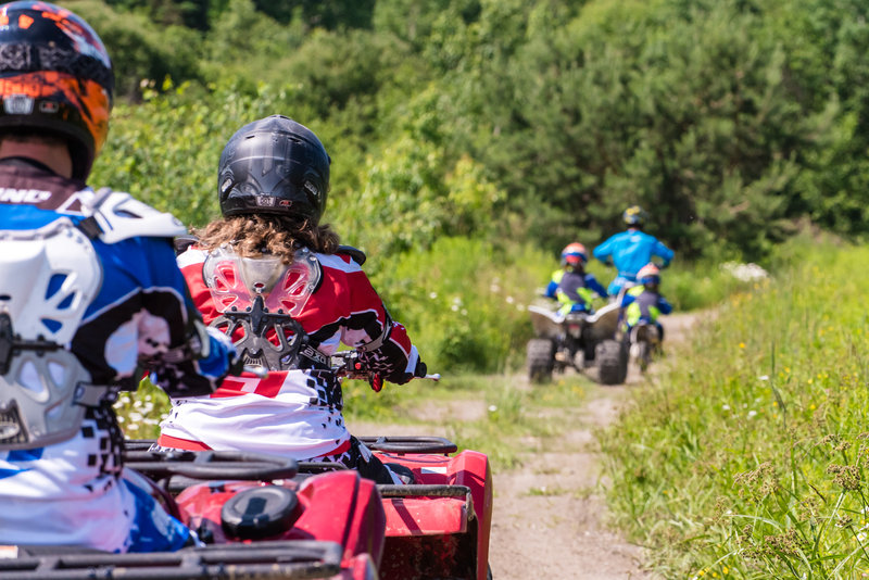 Deerhurst Resort-Yamaha ATV Guided Tours<br/>Image from Leonardo