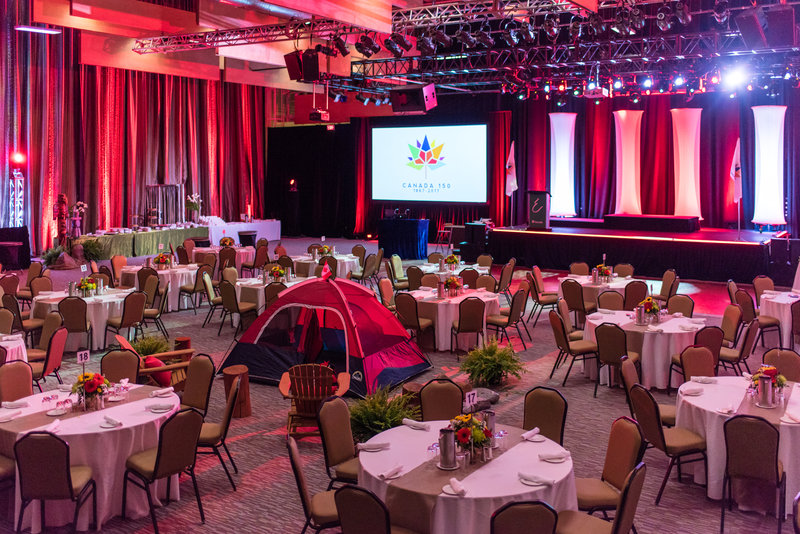 Deerhurst Resort-Legacy Hall<br/>Image from Leonardo