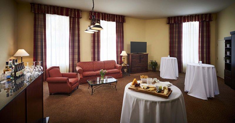 Deerhurst Resort-Pavilion Hospitality Suite<br/>Image from Leonardo