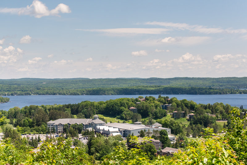 Deerhurst Resort-Deerhurst Resort Lookout Point<br/>Image from Leonardo