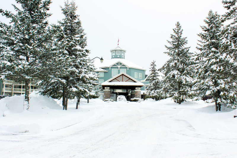 Deerhurst Resort-Winter at Deerhurst Resort<br/>Image from Leonardo