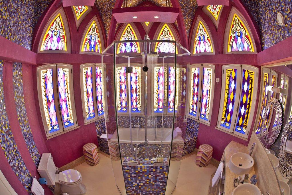 Bela Vista Hotel & Spa-Character Bathroom<br/>Image from Leonardo