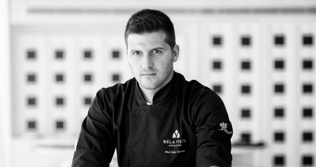 Bela Vista Hotel & Spa-Chef Joao Oliveira<br/>Image from Leonardo