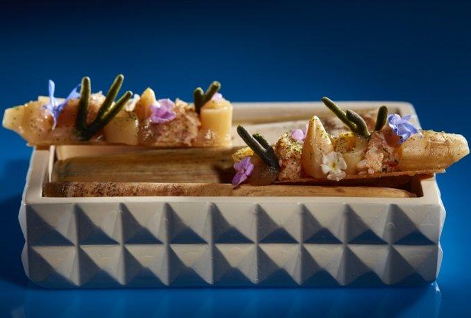 Bela Vista Hotel & Spa-Gourmet dish<br/>Image from Leonardo