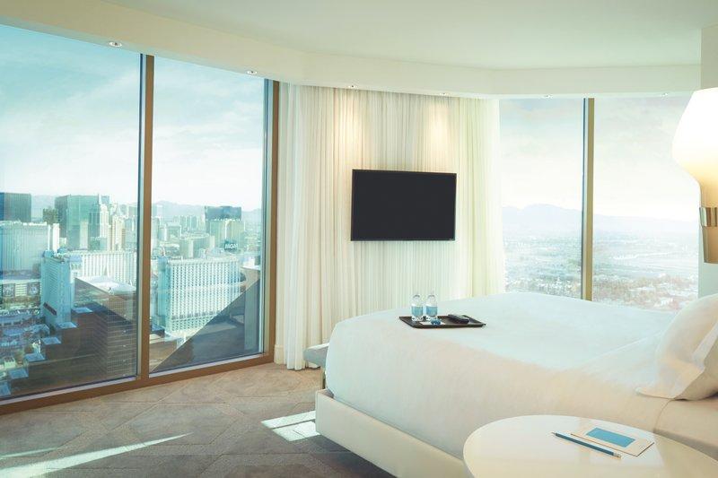 Delano Las Vegas at Mandalay Bay-Delano Scenic Suite<br/>Image from Leonardo