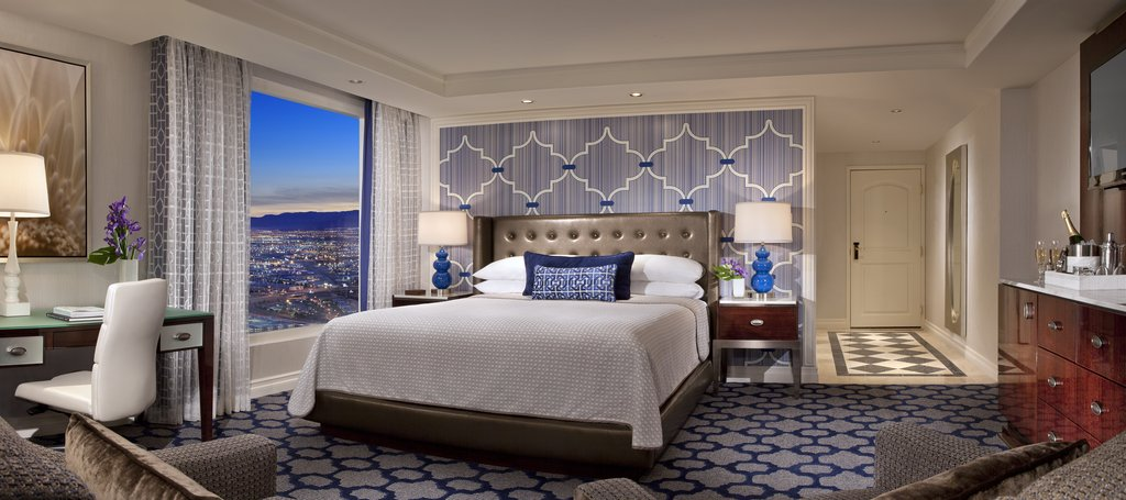 Bellagio - Resort King Room <br/>Image from Leonardo