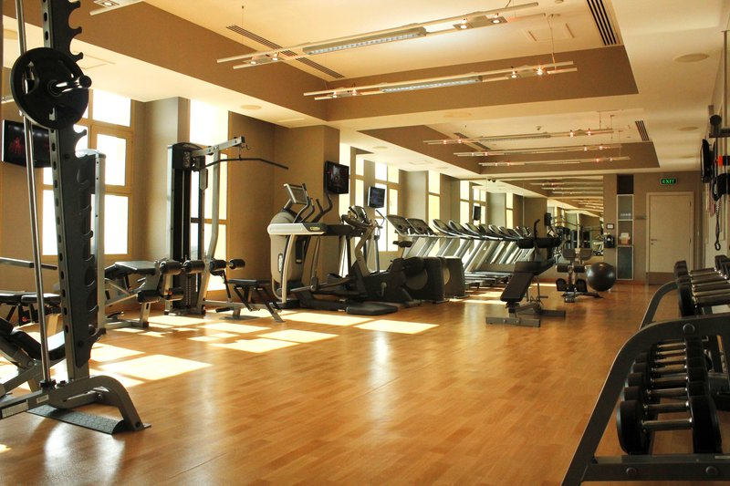 Millennium Doha - Gym <br/>Image from Leonardo