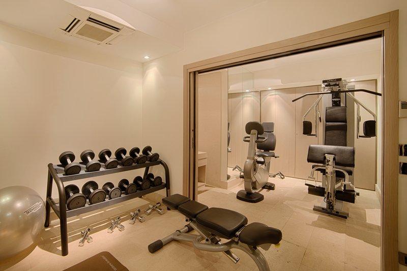 NH Collection Taormina-Gym<br/>Image from Leonardo