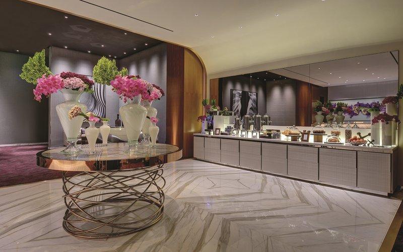 Aria Resort and Casino-Tower Suites Lobby<br/>Image from Leonardo