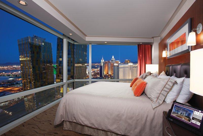 Aria Resort and Casino - Corner Suite <br/>Image from Leonardo