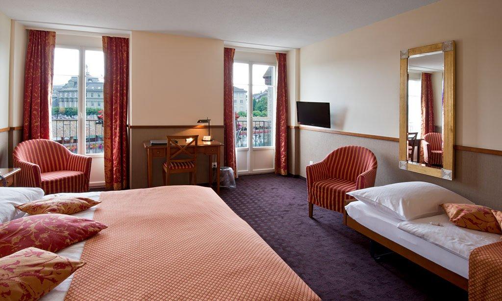 Hotel Des Alpes-Room<br/>Image from Leonardo