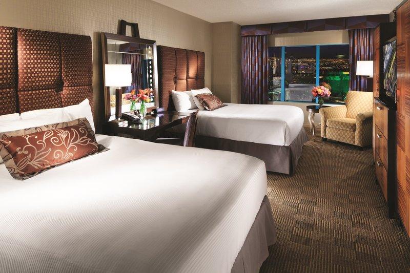 New York-New York Hotel - Park Avenue Queen <br/>Image from Leonardo
