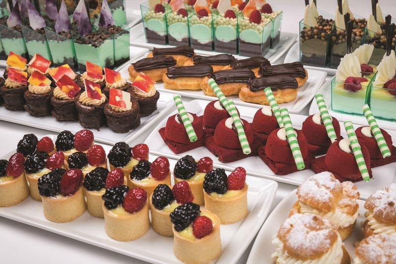 Luxor Resort and Casino - Buffet Desserts <br/>Image from Leonardo
