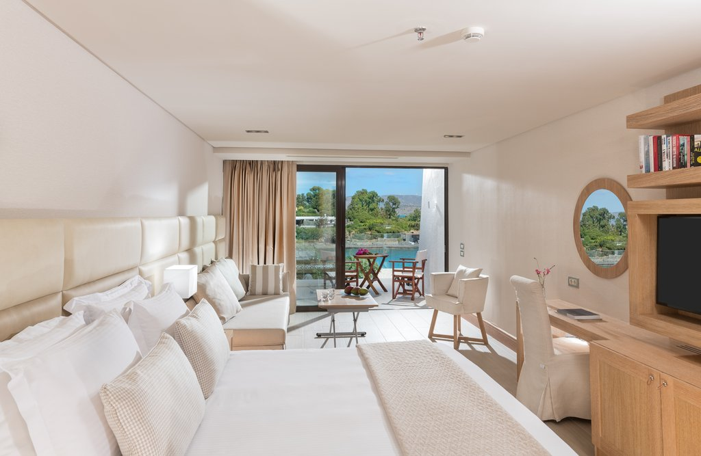 Elounda Bay Palace-Deluxe Bungalow Sea View<br/>Image from Leonardo