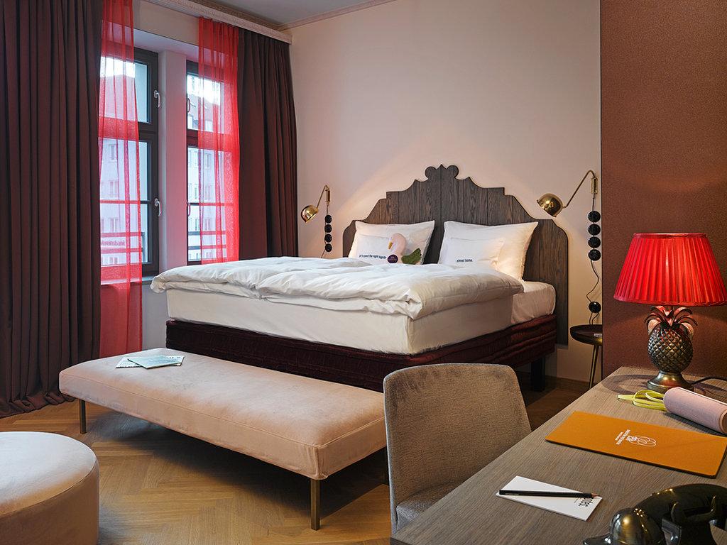 25hours Hotel The Royal Bavarian Hotel-Grand Chamber<br/>Image from Leonardo