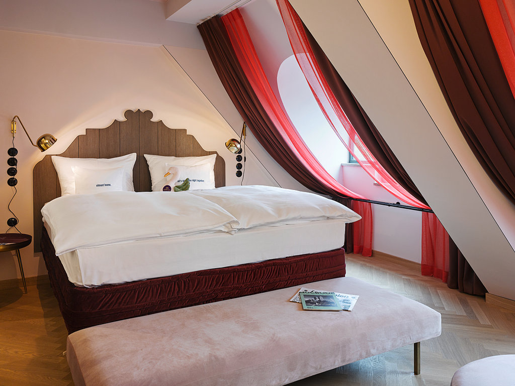 25hours Hotel The Royal Bavarian Hotel-Peacock Suite<br/>Image from Leonardo
