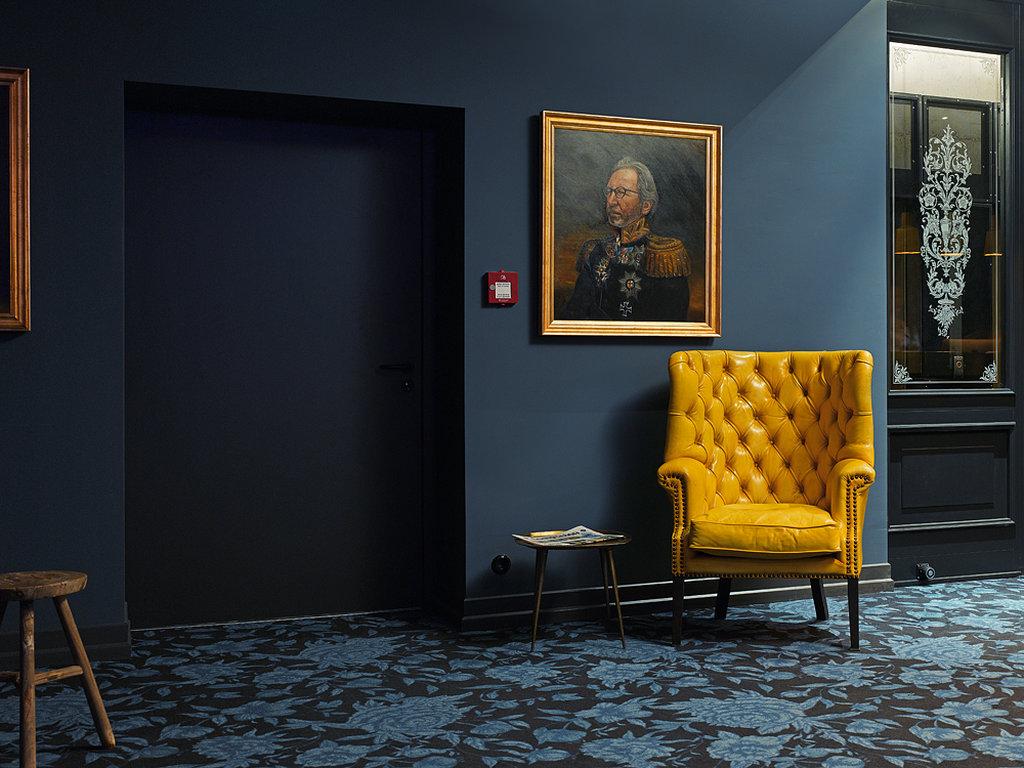 25hours Hotel The Royal Bavarian Hotel-Lobby<br/>Image from Leonardo