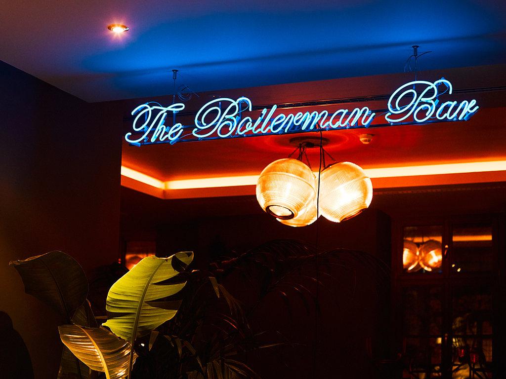 25hours Hotel The Royal Bavarian Hotel-Boilerman Bar<br/>Image from Leonardo