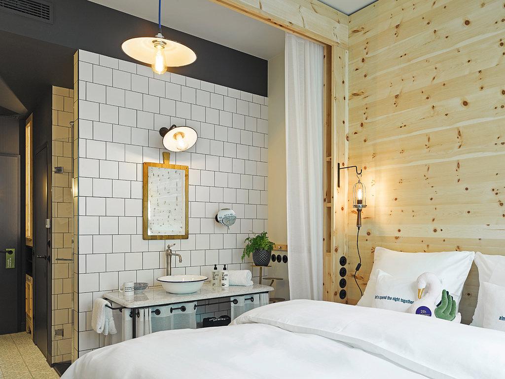 25hours Hotel The Royal Bavarian Hotel-Single Box Room<br/>Image from Leonardo