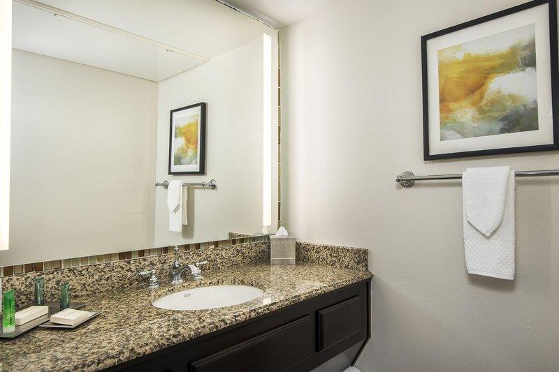 Pointe Hilton Squaw Peak Resort - Agave Suite Vanity <br/>Image from Leonardo
