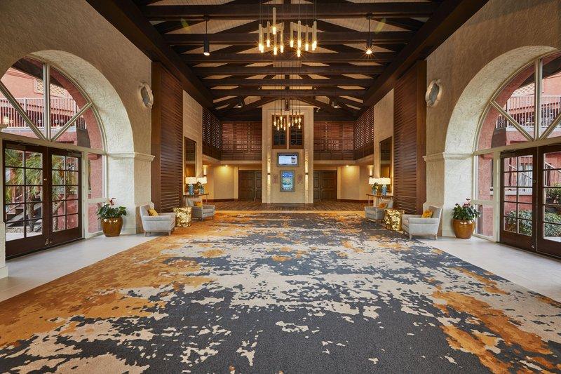 Pointe Hilton Squaw Peak Resort - Anasazi Ballroom Lobby <br/>Image from Leonardo