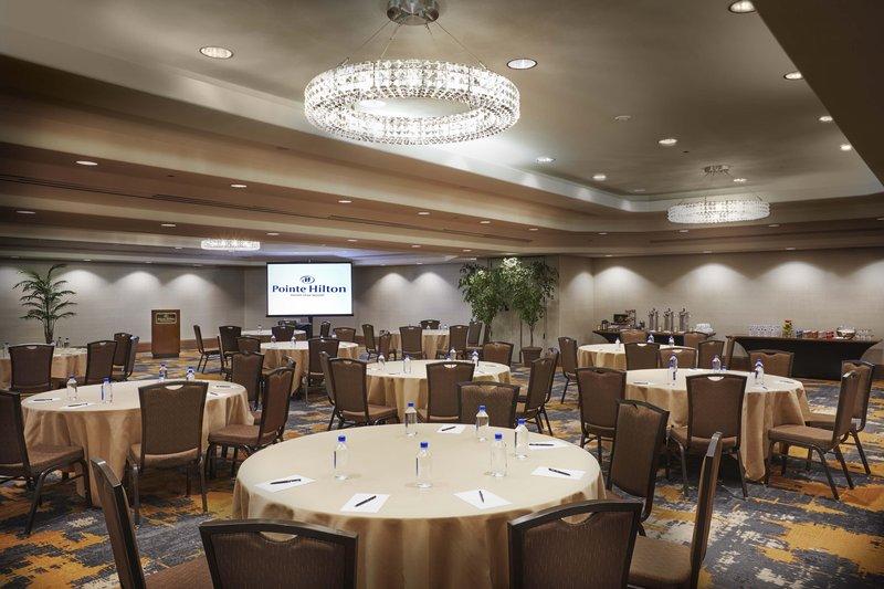 Pointe Hilton Squaw Peak Resort - Apache Ballroom <br/>Image from Leonardo