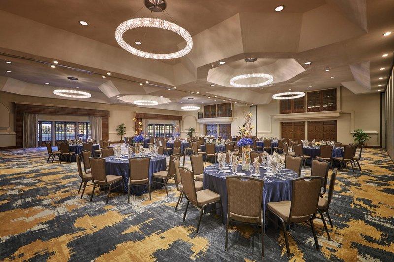 Pointe Hilton Squaw Peak Resort - Hohokam Ballroom <br/>Image from Leonardo