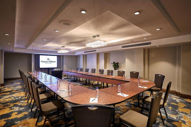 Pointe Hilton Squaw Peak Resort - Meeting Room Phoenix 1 <br/>Image from Leonardo