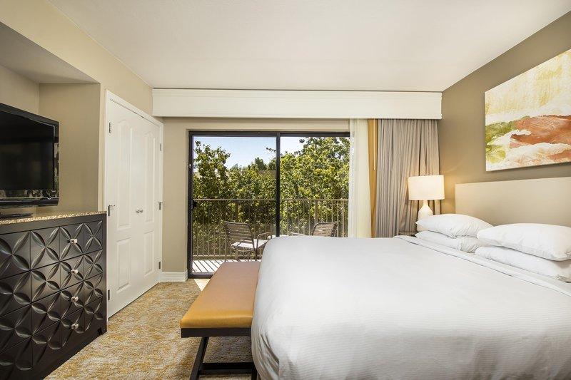 Pointe Hilton Squaw Peak Resort - Agave Suite King Bedroom <br/>Image from Leonardo