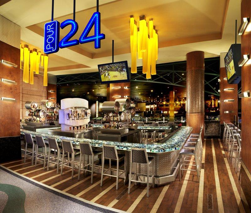 New York-New York Hotel - Pour 24 <br/>Image from Leonardo