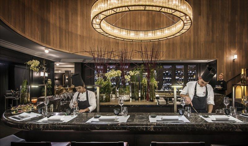 Mercure Courchevel Hotel-Koori Restaurant<br/>Image from Leonardo