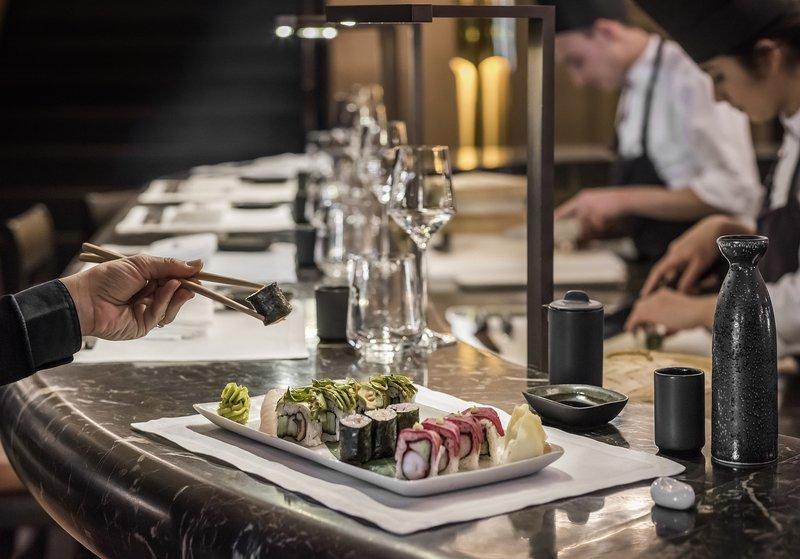 Mercure Courchevel Hotel-Koori Restaurant Tasting<br/>Image from Leonardo