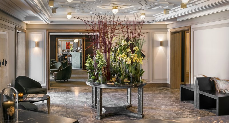 Mercure Courchevel Hotel-Lobby<br/>Image from Leonardo