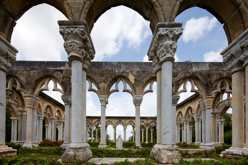 Ocean Club, A Four Seasons Resort, Bahamas-12 Century Cloisters<br/>Image from Leonardo