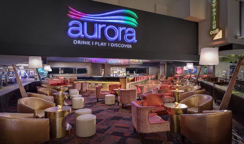 Luxor Resort and Casino-Aurora Bar<br/>Image from Leonardo