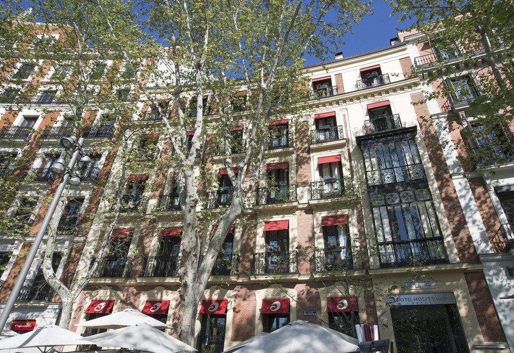 Hotel Hospes Puerta De Alcala-Exterior<br/>Image from Leonardo