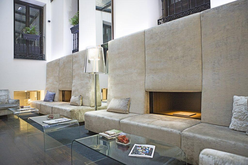 Hotel Hospes Puerta De Alcala-Lobby<br/>Image from Leonardo