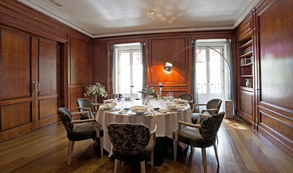 Hotel Hospes Puerta De Alcala-Private Dining<br/>Image from Leonardo